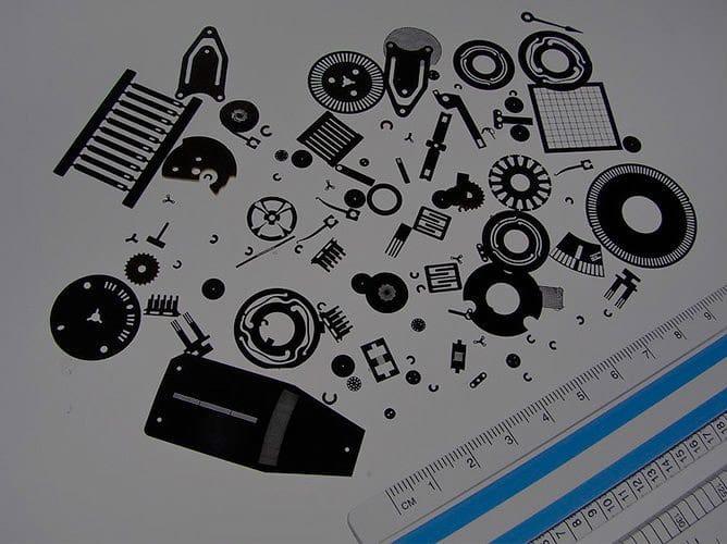 Complex Engineered Sheet Metal Parts
